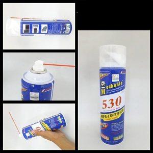 Mechanic solvent Cleaner 530  550ml